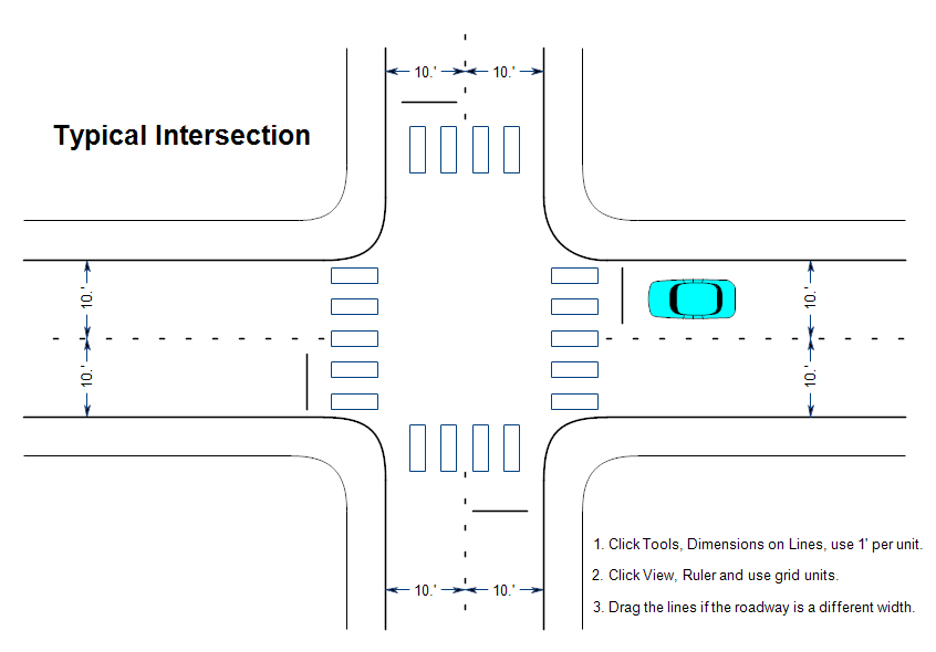 Traffic Intersection